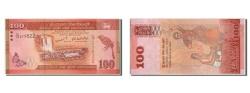World Coins - Sri Lanka, 100 Rupees, 2010, KM #125a, 2010-01-01, UNC(65-70), U/18 577822