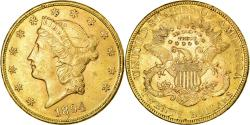 Us Coins - Coin, United States, Liberty Head, $20, Double Eagle, 1894, U.S. Mint