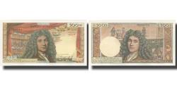 World Coins - France, 500 Nouveaux Francs, Molière, 1959, 1963-09-05, UNC(63), Fayette:60.05