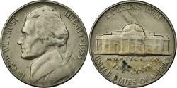Us Coins - Coin, United States, Jefferson Nickel, 5 Cents, 1951, U.S. Mint, Philadelphia