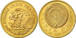 World Coins - Coin, Mexico, 20 Pesos, 1921, Mexico City, , Gold, KM:478