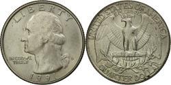 Us Coins - Coin, United States, Washington Quarter, Quarter, 1991, U.S. Mint, Denver