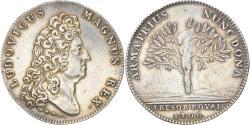 World Coins - France, Token, Louis XIV, Trésor Royal, 1700, , Silver, Feuardent:712
