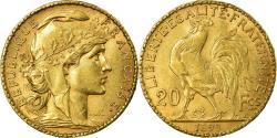 World Coins - Coin, France, Marianne, 20 Francs, 1899, Paris, , Gold, KM:847