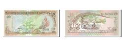 World Coins - Maldives, 10 Rufiyaa, 2006, KM #19b, UNC(65-70), G426851
