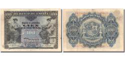 World Coins - Banknote, Spain, 100 Pesetas, 1906, 1906-06-30, KM:59a, VF(20-25)
