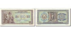 World Coins - Banknote, Yugoslavia, 50 Dinara, 1946, 1946-05-01, KM:64a, AU(50-53)