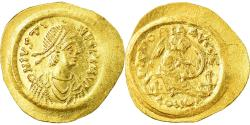 Ancient Coins - Coin, Justin II, Tremissis, Constantinople, , Gold, Sear:352