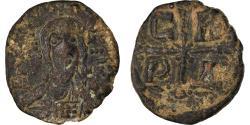 Ancient Coins - Coin, Romanus IV, Follis, 1068-1071, Constantinople, , Copper