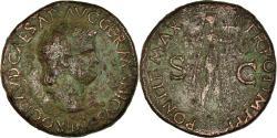 Ancient Coins - Coin, Nero, As, 65, Lyon - Lugdunum, , Bronze, RIC:416