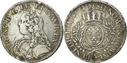 World Coins - Coin, France, Louis XV, Écu aux branches d'olivier, Ecu, 1730, Paris