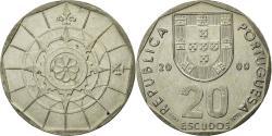 World Coins - Coin, Portugal, 20 Escudos, 2000, , Copper-nickel, KM:634.2