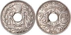 World Coins - Coin, France, Lindauer, 25 Centimes, 1916, , Nickel, KM:867