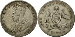 World Coins - Coin, Australia, George V, Florin, 1922, , Silver, KM:27