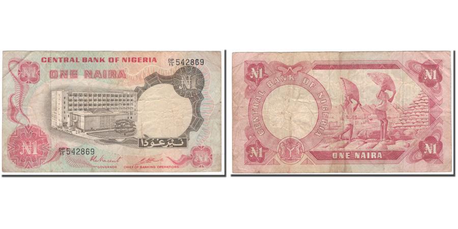 Naira Km 15c F 12 15 World Paper Money