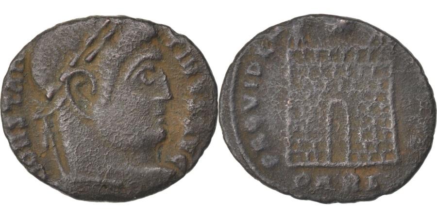 Ancient Coins - Constantine I, Nummus, Arles, , Copper, Cohen #454, 1.80