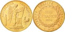 France, Génie, 100 Francs, 1904, Paris, AU(55-58), Gold, KM:832, Gadoury:1137