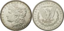 Us Coins - United States, Morgan Dollar, Dollar, 1884, U.S. Mint, Philadelphia, AU(50-53)