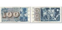 Switzerland, 100 Franken, 1965, KM:49g, 1965-01-21, EF(40-45)