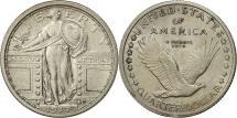 Us Coins - United States, Standing Liberty Quarter, 1917, U.S. Mint, Philadelphia, Silver