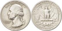 Us Coins - United States, Washington Quarter, Quarter, 1943, U.S. Mint, Philadelphia