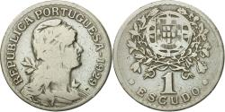 World Coins - Coin, Portugal, Escudo, 1929, , Copper-nickel, KM:578