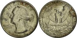 Us Coins - Coin, United States, Washington Quarter, Quarter, 1989, U.S. Mint, Denver