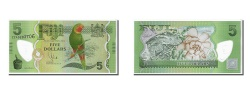 World Coins - Fiji, 5 Dollars, 2013, KM #115, UNC(65-70), ZZA0203706