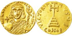 Coin, Philippicus (Bardanes), Solidus, 711-713, Constantinople, MS(60-62), Gold