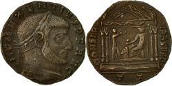 Ancient Coins - Coin, Maxentius, Follis, 308-310, Ticinum, , Bronze, RIC:106