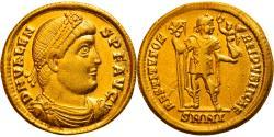 Coin, Valentinian I, Solidus, 364-365, Nicomedia, , Gold, RIC:4b