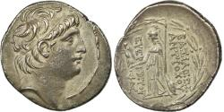 Ancient Coins - Coin, Syria (Kingdom of), Antiochus VII Sidetes, Antiochos I Soter, Tetradrachm
