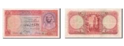 World Coins - Egypt, 10 Pounds, 1960, KM #32, 1960-05-31, EF(40-45)