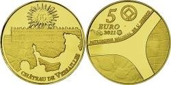 Ancient Coins - France, 5 Euro, 2011, BE, , Gold, Gadoury:eu472, KM:1810
