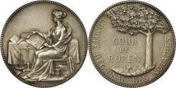 World Coins - France, Token, Comité Régionale des Notaires, Cour de Rouen, Lavrillier