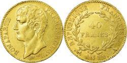 Ancient Coins - Coin, France, Napoléon I, 40 Francs, An 12 (1804), Paris, , Gold