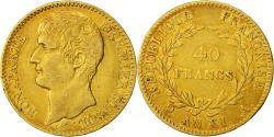 Ancient Coins - Coin, France, Napoléon I, 40 Francs, 1803, Paris, VF(30-35), Gold, KM:652