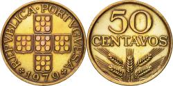 World Coins - Coin, Portugal, 50 Centavos, 1979, , Bronze, KM:596