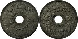 World Coins - Coin, Lebanon, Piastre, 1940, Paris, , Zinc, KM:3a, Lecompte:16