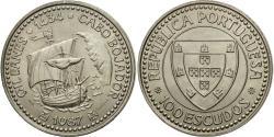 World Coins - Coin, Portugal, 100 Escudos, 1987, , Copper-nickel, KM:639