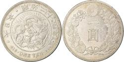 World Coins - Coin, Japan, Mutsuhito, Yen, 1892, , Silver, KM:A25.3