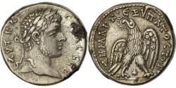 Ancient Coins - Coin, Geta, Tetradrachm, 209-211, Antioch, Rare, , Billon, Prieur:1159