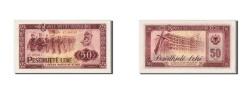 World Coins - Albania, 50 Lekë, 1964, KM:38a, Undated, UNC(65-70)