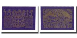 World Coins - Banknote, Austria, Lembach O.Ö. Gemeinde, 10 Heller, paysage 1, AU(55-58)