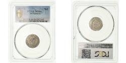 World Coins - Coin, SWISS CANTONS, GENEVA, Sol, 1817, PCGS, MS66, Billon, KM:116, graded