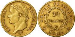 Ancient Coins - Coin, France, Napoléon I, 20 Francs, 1813, Paris, , Gold, KM:695.1