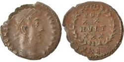 Ancient Coins - Constantius II, Nummus, , Copper, 1.70