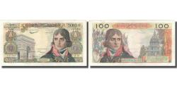 World Coins - France, 100 Nouveaux Francs, Bonaparte, 1959-09-03, EF(40-45), Fayette:59.3