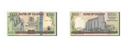 World Coins - Uganda, 1000 Shillings, 2008, 2008, UNC(65-70)