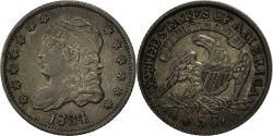 Us Coins - United States, Liberty Cap Half Dime, 1834, Philadelphia, KM:47